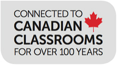 Nelson has proudly been conntected to Canadian classrooms for over 100 years